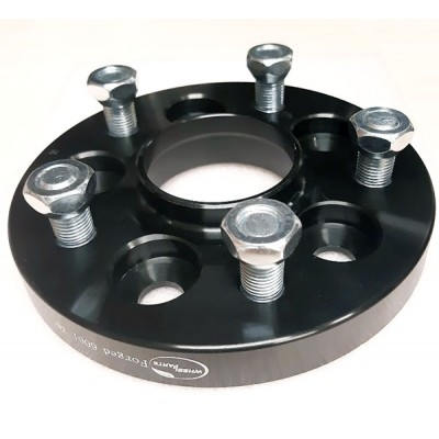 PCD nomaiņas adapteri 5x108(auto)-5x120(disk) | 20mm  | 67.1/65.1 | Melnā sērija
