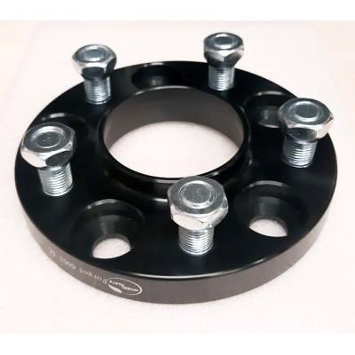Disku adapteri Ford  5x108   16mm   63.4   Melnā sērija   14x1.5