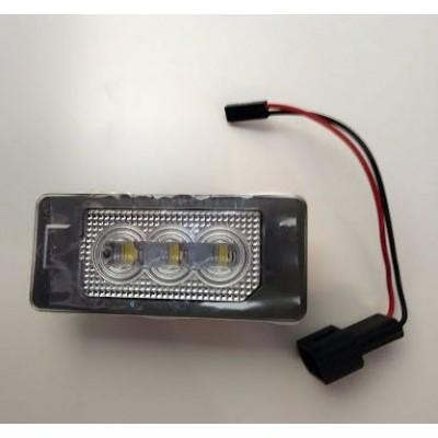 LED numerio apšvietimo lempos | BMW  E70 | 2vnt