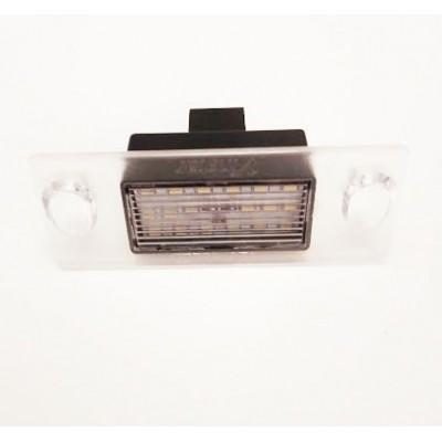 LED numerio apšvietimo lempos | AUDI  | 2vnt