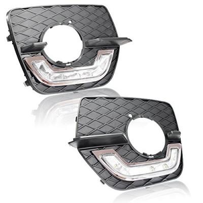 LED(Cree) dienos žibintai X6 E71 LCI 07-12 | BMW | 2x6W | 2vnt