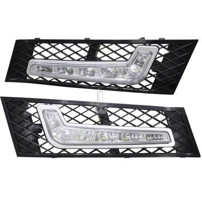 LED(Cree) dienos žibintai F10, F11 09-13 | BMW | 2x6W | 2vnt