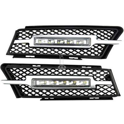 LED(Cree) dienos žibintai E90,E91 05-08 | BMW | 2x5W | 2vnt