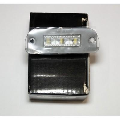 LED numerio apšvietimo lempos | MB W164, X164, W251, dyzelinas, vietoj C5W | 2vnt