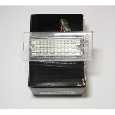 BMW E53 led numerio lempute