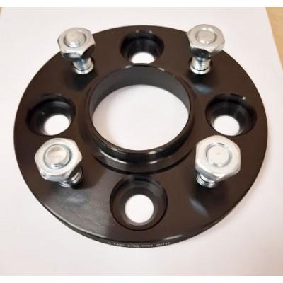 Ratų išnešimo adapteris Ford Fiesta, B-Max  4x108 | 15mm | 63.4 | Black serija