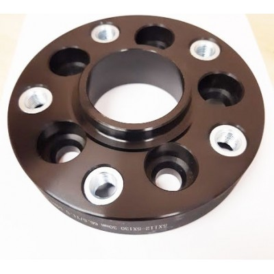 PCD nomaiņas adapteri 5x112(auto)-5x130(disk) | 30mm  | 66.6/71.5 | Melnā sērija