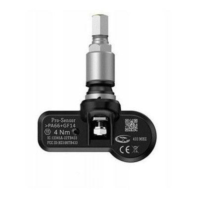 PRO-sensor Clamp-in 433Mhz programmējams spiediena devējs | TPMS | WHEELPARTS e-veikals