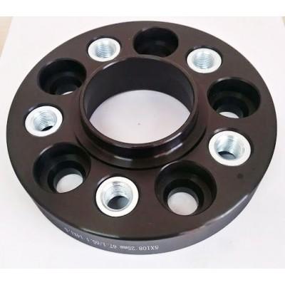 Ratų išnešimo adapteris Ford, Volvo  5x108 | 20mm | 67.1/63.4 | Black serija